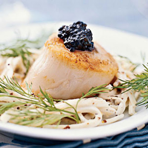10 Best Broiled Scallops Healthy Recipes | Yummly