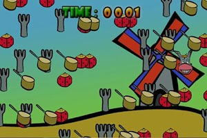 Screenshot of Touch Mania