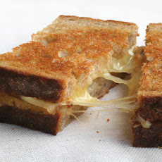 Asian Pear and Gouda Grilled Cheese