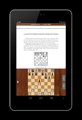 Chess Book Study Pro - screenshot