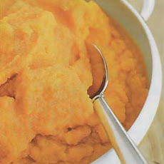 Rutabaga and Carrot Purée
