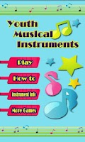 Screenshot of Youth Musical Instruments