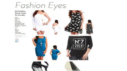 Fashion Eyes Mag