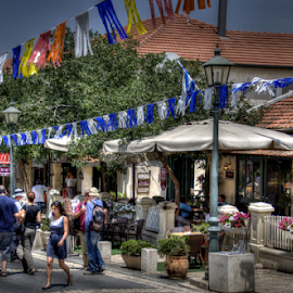 by Yuval Shlomo - City,  Street & Park  Markets & Shops