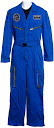 ISO Blue Flight Jumpsuit