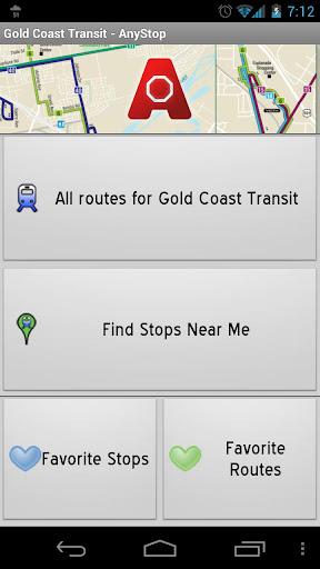 Gold Coast Transit: AnyStop
