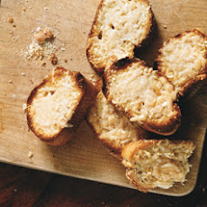 Parmesan Toasts