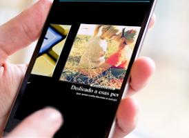 Screenshot of Imagenes de Amor