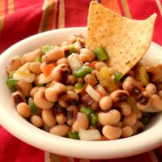 Black-Eyed Pea and Jalapeno Salsa