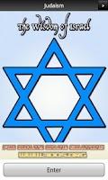 Screenshot of Wisdom Of Israel FREE