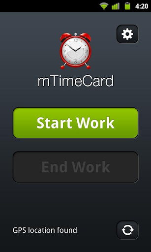 TimeCard for small businesses