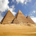 3D  Pyramid icon