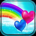 Cute Rainbow Live Wallpaper APK for Ubuntu
