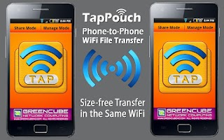 Screenshot of WiFi File Transfer for Phone
