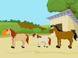 Screenshot of Animal Farm Fun