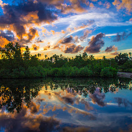 I know myself by Ipin Utoyo - Landscapes Sunsets & Sunrises