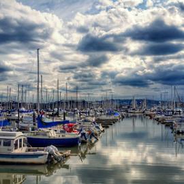safe and sound by Todd Reynolds - Transportation Boats