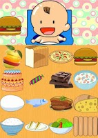 Screenshot of Feed the Baby : Tap Touch Game
