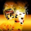 Magical dice theme 480x800 icon