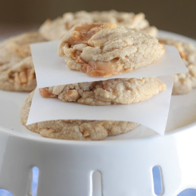 Peanut Butter PayDay Cookies