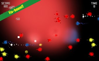 Screenshot of Super Bomb Drop DX (minima)