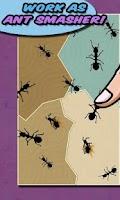Screenshot of Crush the Ant