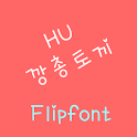 HUHoprabbit™ Korean Flipfont
