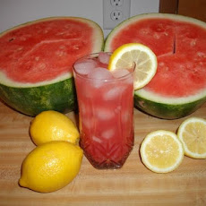 Refreshing Watermelon Lemonade