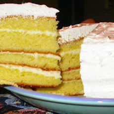 Lemon Ice-Box Cake II