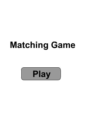 West A Matching Game