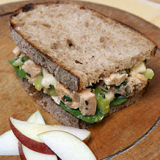 Martha's Favorite Tuna Salad Sandwich