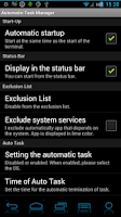 Screenshot of Automatic Task Killer Manager