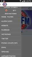 Screenshot of KSON-FM San Diego Country