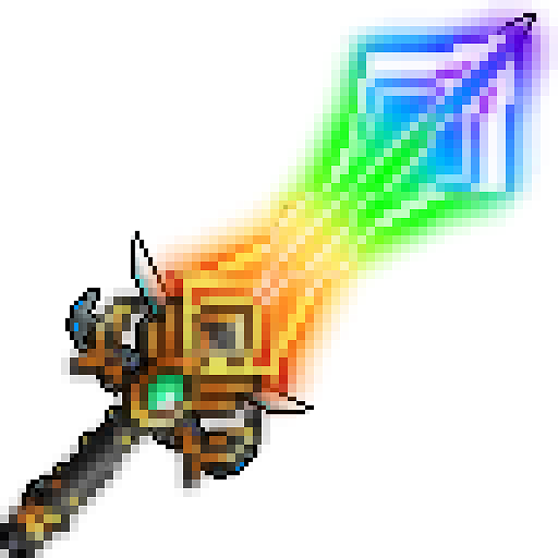 Minecraft Gold Sword Png