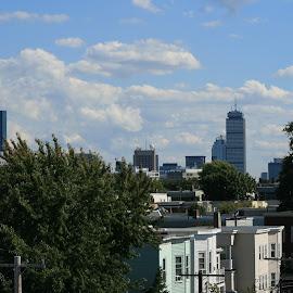 by Michael Phillips - City,  Street & Park  Skylines
