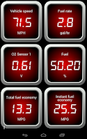 Screenshot of TouchScan (OBD Diagnostics)