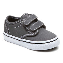 Vans Toddler Double Strap Trainer VELCRO