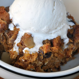 Cookie Bread Pudding