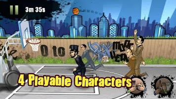 Screenshot of Streetball Free
