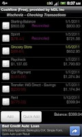 Screenshot of Cashflow (Free)