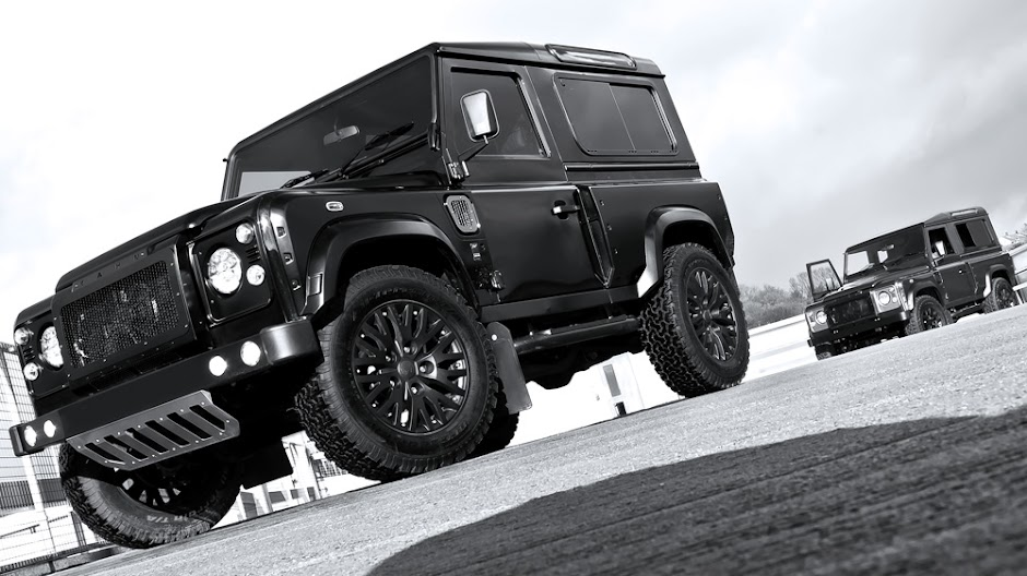 kahn designs land rover defender