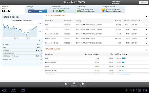 Anchor Financial Group App