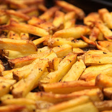 Greek-Style Oven Fries