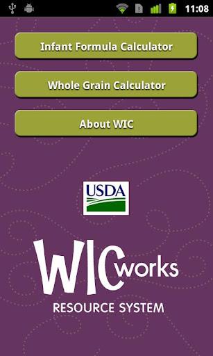 WIC Calculators