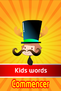 Kids Words - screenshot