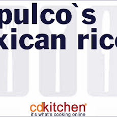 Acapulco's Mexican Rice
