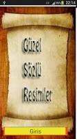 Screenshot of Güzel Sözlü Resimler2
