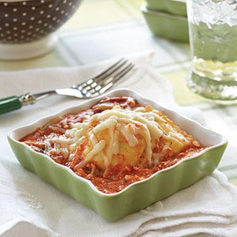 Ravioli and Meatball Casserole Recipe | Yummly
