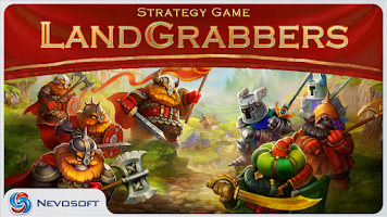 Screenshot of LandGrabbers: Strategy Game