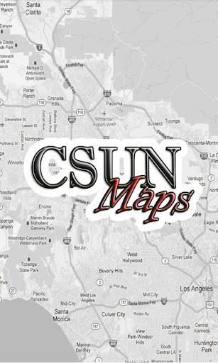 CSUN Maps